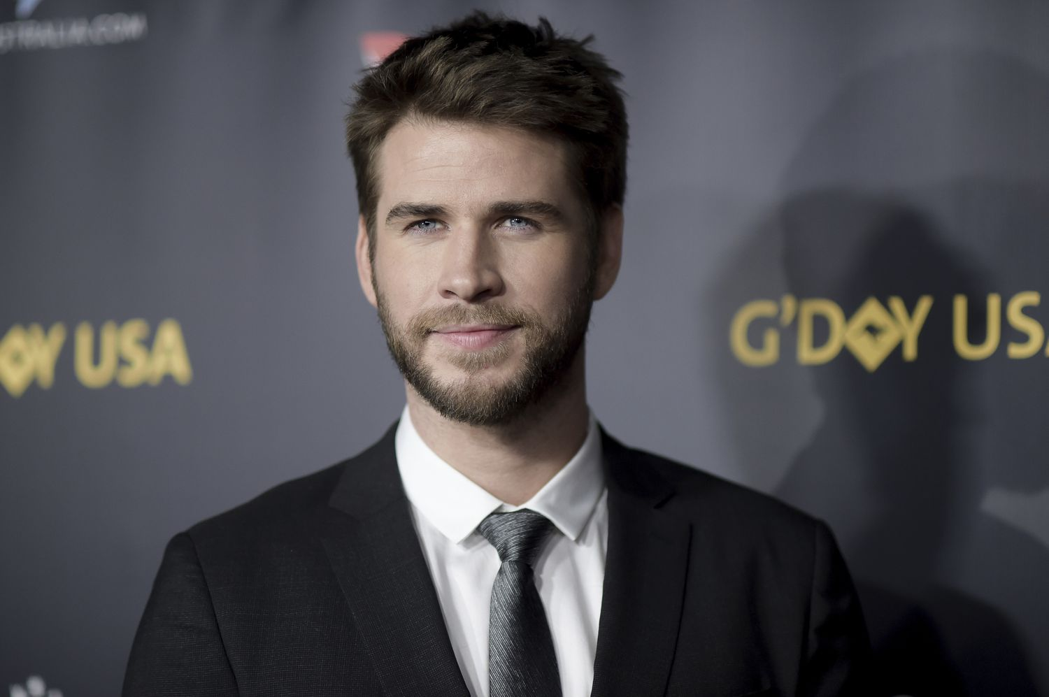 Liam Hemsworth à Culver City (Californie, États-Unis), en 2019.